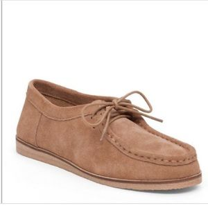 Lucky Brand Acaciah Suede Loafers